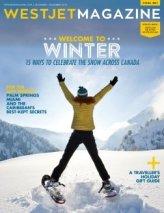 WestJet Magazine December 2015