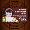 Magnet – Coffee, Chocolate, Men