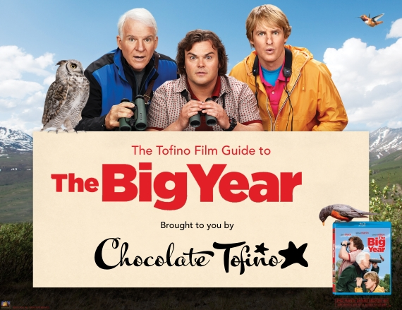 The Big Year Tofino Film Guide