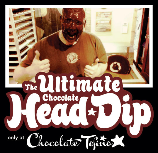 Ultimate Chocolate Head Dip