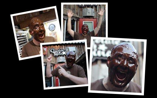 The Ultimate Chocolate Head Dip